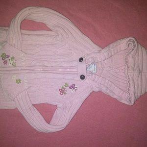 Girls 2t hoodie sweatshirt